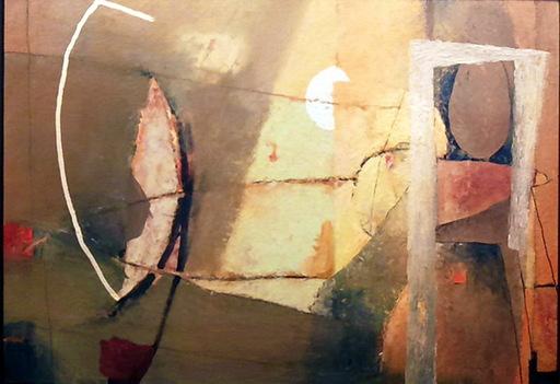 Pedro MUIÑO FERNANDEZ - Peinture - DE LAS POSIBLIDADES DE LA OSCURIDAD