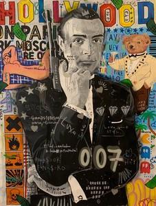 JISBAR - Peinture - Hollywood 007