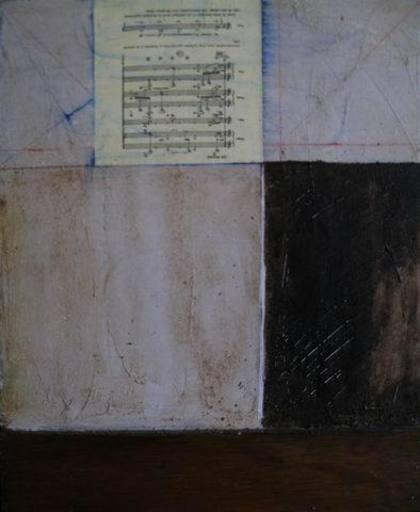 Jean-Michel CORREIA - Gemälde - A MALLARME