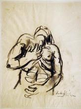 Ibrahim KODRA - Pintura - Fucilazione