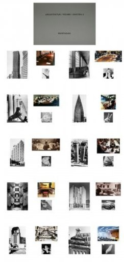 Antoni MUNTADAS - Print-Multiple - Architektur / Räume / Gesten II