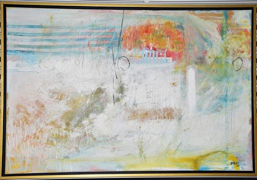Tomasz OMELKO - Pintura - Blue Lagoon