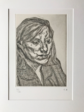 Lucian FREUD (1922-2011) - Head of IB
