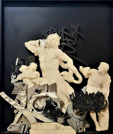 Arnaud PUIG - Skulptur Volumen - Classical Urbanity
