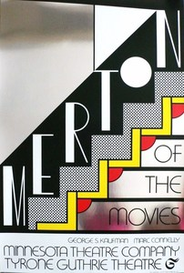 "Roy LICHTENSTEIN, ""Merton of the movies"""