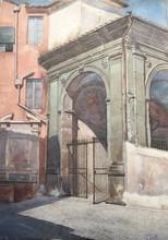 Filippo ANIVITTI - Disegno Acquarello