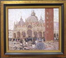 Marko STUPAR - Painting - Venise