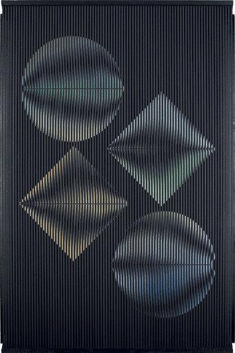 Alberto BIASI - Skulptur Volumen - Pizzichi