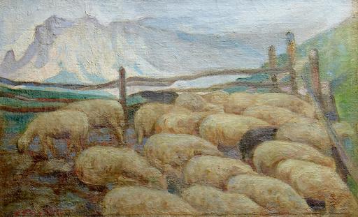 Marco DAVANZO - Gemälde - Montagne – Alpes – Alps - Italia