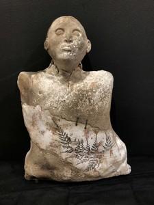 Anne GUERRIN - Sculpture-Volume - les sages 7.1.6