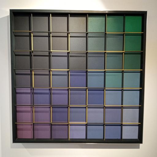 Dario PEREZ FLORES - Painting - Mobile mutable 4375