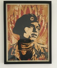 Shepard FAIREY - Print-Multiple - UNKNOWN BLACK PANTHER