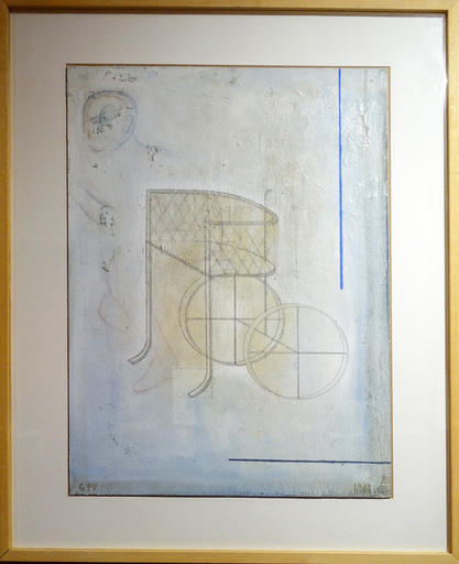 Guillermo PÉREZ VILLALTA - Gemälde - S/T