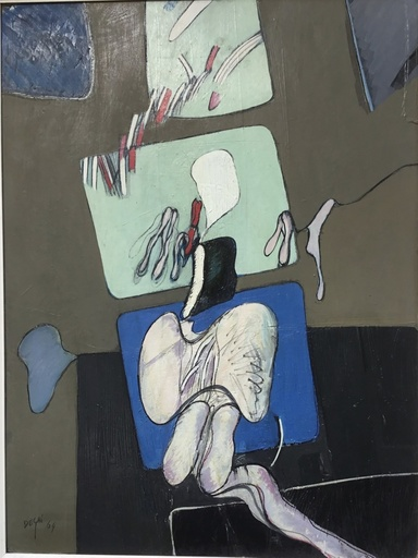 Enzo DEGNI - Painting