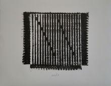 海因茨·马克 - 版画 - Lithografie No 8
