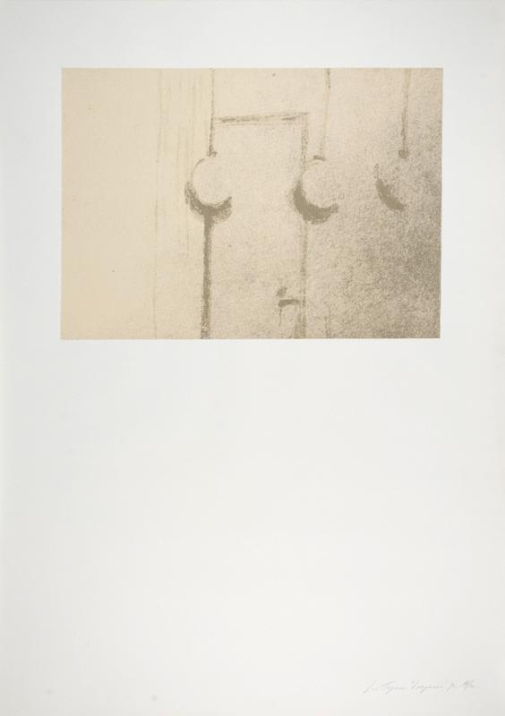 吕克•图伊曼斯 - 版画 - Lamproom