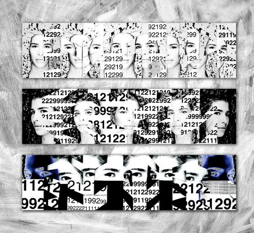 Bleue ROY - Fotografia - Magnetic Muse