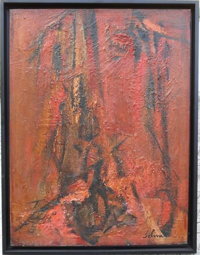 Selim TURAN - Pittura