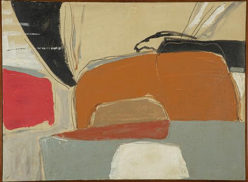 Roger HILTON - Painting - Untitled