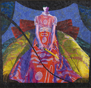 Yves CLERC - Painting - N°386