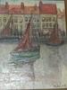 Fernand DE COCK - Painting - marine