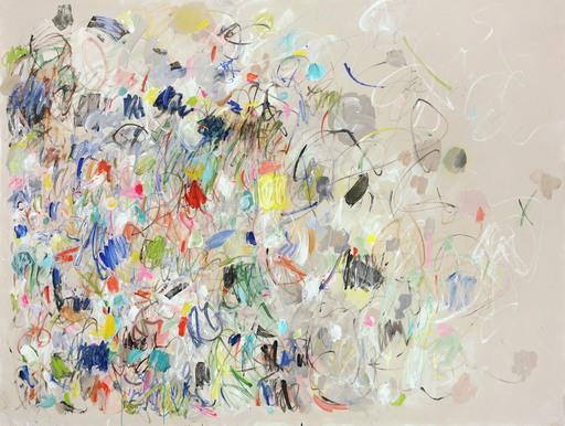 Claudie LAKS - Painting - Faunes