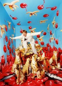 David LACHAPELLE - Photography - Elton John Never Enoug