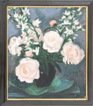 Ivo HAUPTMANN - Pintura - Blumenstrauß