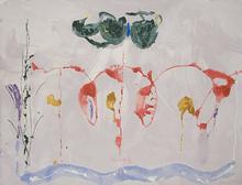 Helen FRANKENTHALER (1928-2011) - Aerie