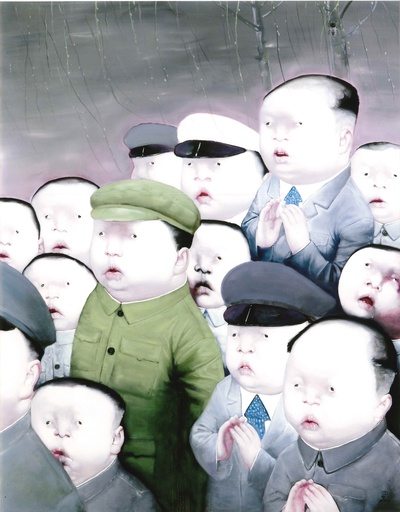尹坤 - 绘画 - Chinese Baby 11-05