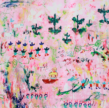 Ayako ROKKAKU - Painting - Untitled