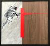 Laurent MINGUET - Painting - Red drips