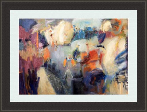 Levan URUSHADZE - Pintura - Composition # 41