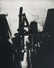 André MARFAING - Print-Multiple - N°88 du catalogue raisonné
