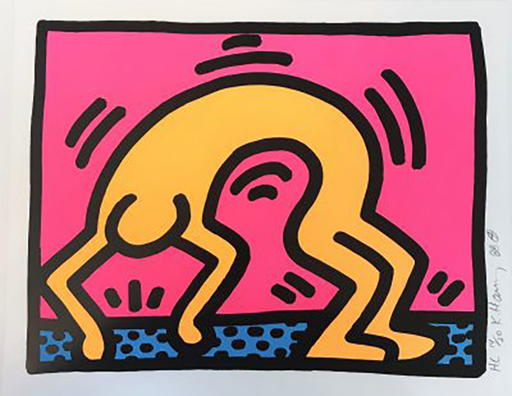Keith HARING - Print-Multiple - Pop Shop II (2)