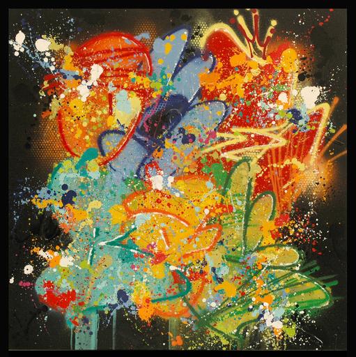 NEBAY - Peinture - Celui Qui Accepte...