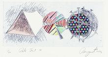 James ROSENQUIST - Print-Multiple - Pale Tent II
