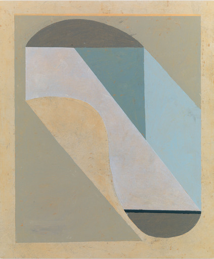 Jeremy ANNEAR - Painting - Turning Point III