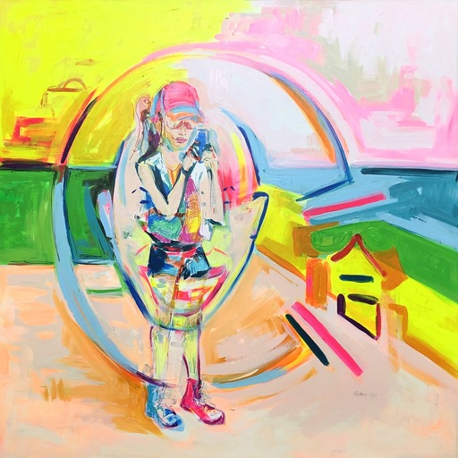 Nicole LEIDENFROST - Gemälde - 798