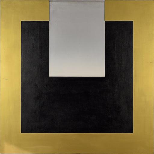 Jerzy GROCHOCKI - Gemälde - Alright, Alright I Can Be Silent...