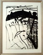 Kurt Rudolf H. SONDERBORG - Drawing-Watercolor - O.T.