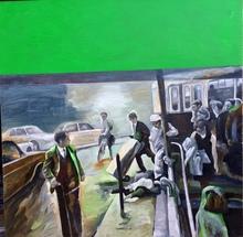Robert DRAGOT - Painting - Trango Towers