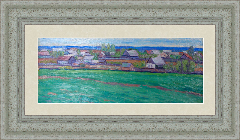 Valeriy NESTEROV - Pintura - Spring