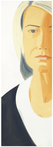 Alex KATZ - Painting - Martha