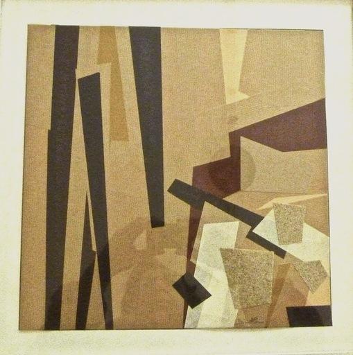 Jacqueline DEBUTLER - Pintura - Abstraction - collage