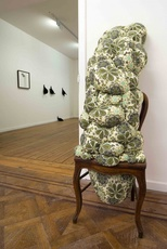 Elodie ANTOINE - Escultura - Chaise turgescente - Turgor pressure sofa