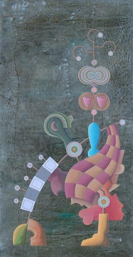Enrique Rodriguez GUZPENA - Painting - Receso luso