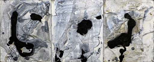 Jim BIRD - Painting - Three ideas