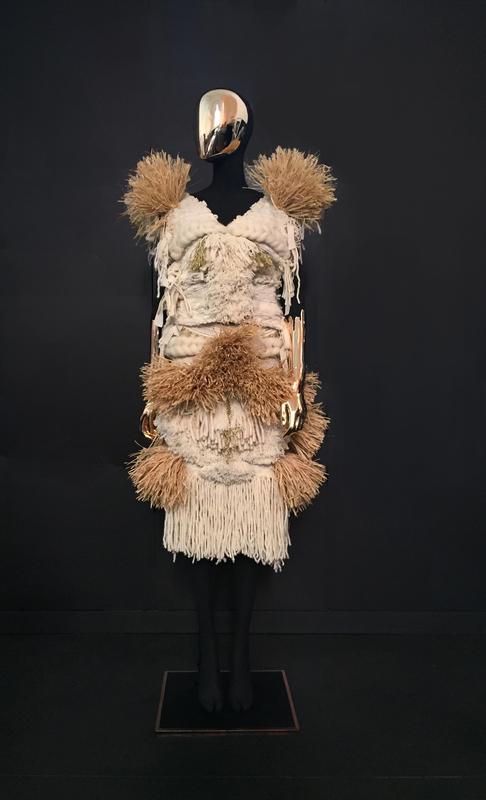 Lena MALEVITIS - Sculpture-Volume - Silùet V