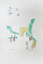 凯斯•凡•东根 - 版画 - Arc de Triomphe